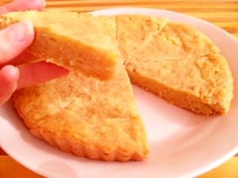HMで簡単おからケーキ(卵・牛乳不使用)