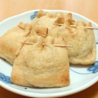 格別に美味しい☆納豆&しその実の油揚げ包み焼き☆