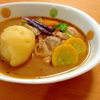 スープカレー☆圧力鍋