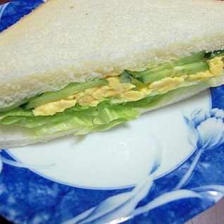 マヨ玉子サンド