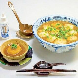 これはもう料亭の味!超簡単揚げだし豆腐