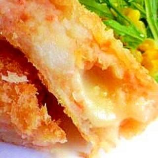 鮭フレーク&とろけるチーズのコロッケ