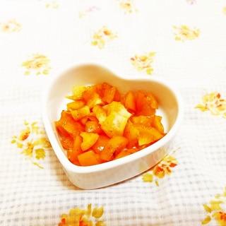 スパイス風味♪金柑ジャム