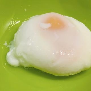 レンジで作る〜絶対失敗しない半熟卵〜