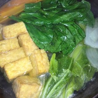 変わり湯豆腐