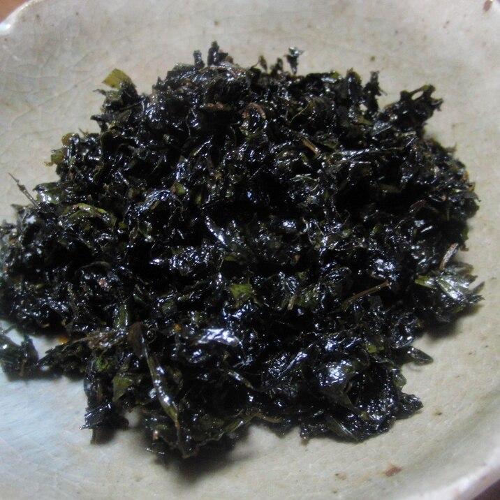 木の芽の佃煮