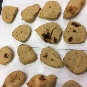 ザクザクバターなし☆米粉の紅茶クッキー