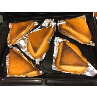 本気で美味しい!トライアングル!クッキー生地のパン