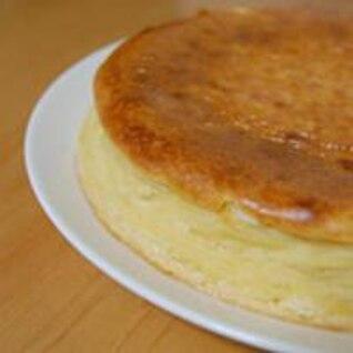 定番!焼きチーズケーキ