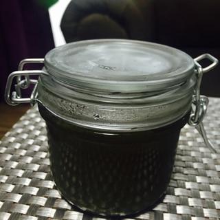 トーストバリエーションに☆お茶のコンフィチュール