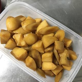 ホットクックで里芋とごぼうの煮ころがし
