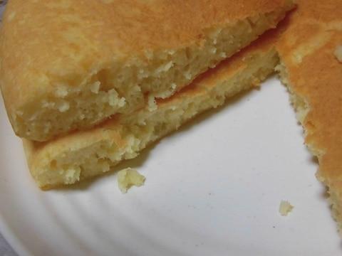 ふわふわのホットケーキ