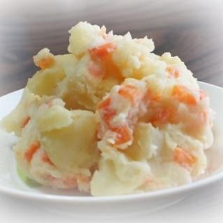 簡単ポテトサラダ (離乳食中期から食べられる)