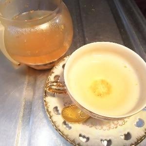 柿の皮のお茶