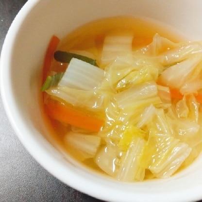 中華味のお陰で野菜がたっぷり食べられました!美味しかったです(^ ^)
