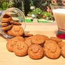 ザクザク食感!簡単な全粒粉オートミールクッキー