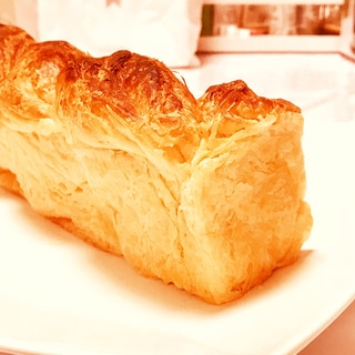 HB使用★簡単デニッシュ食パン 1斤