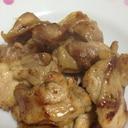 鶏モモ肉のあっさり照り焼き