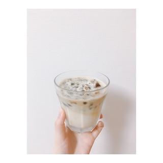 氷コーヒー!製氷皿なし!細かい氷で溶けやすい!