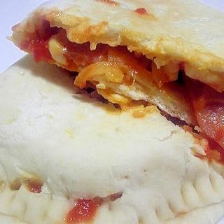チーズたっぷりカルツォーネ