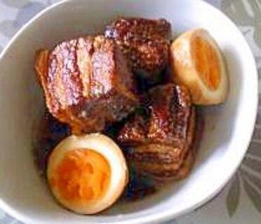 とろとろ豚の角煮