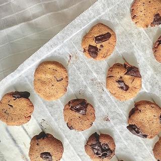 さくさく!おからと米粉のクッキー