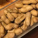活力なべで生ピーナツとひよこ豆の茹で方