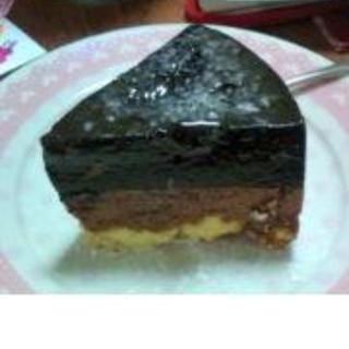 マシュマロで☆チョコムース