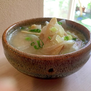 手羽元のサムゲタンスープ