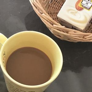 香ばしい☆彡アーモンドコーヒー