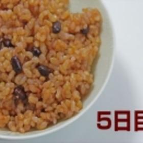 酵素玄米の炊き方