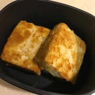 ★ダイエット★究極の糖質制限★豆腐ステーキ