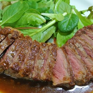 スーパーのお肉が大変身!お家で絶品ステーキの焼き方