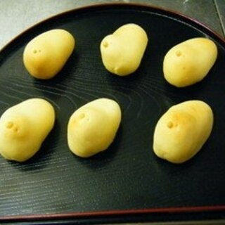 元祖‼福岡の可愛い和菓子「名菓ひよこ」型饅頭