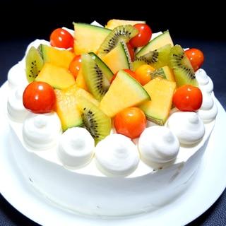 誕生日やクリスマスに…★アイスケーキ★