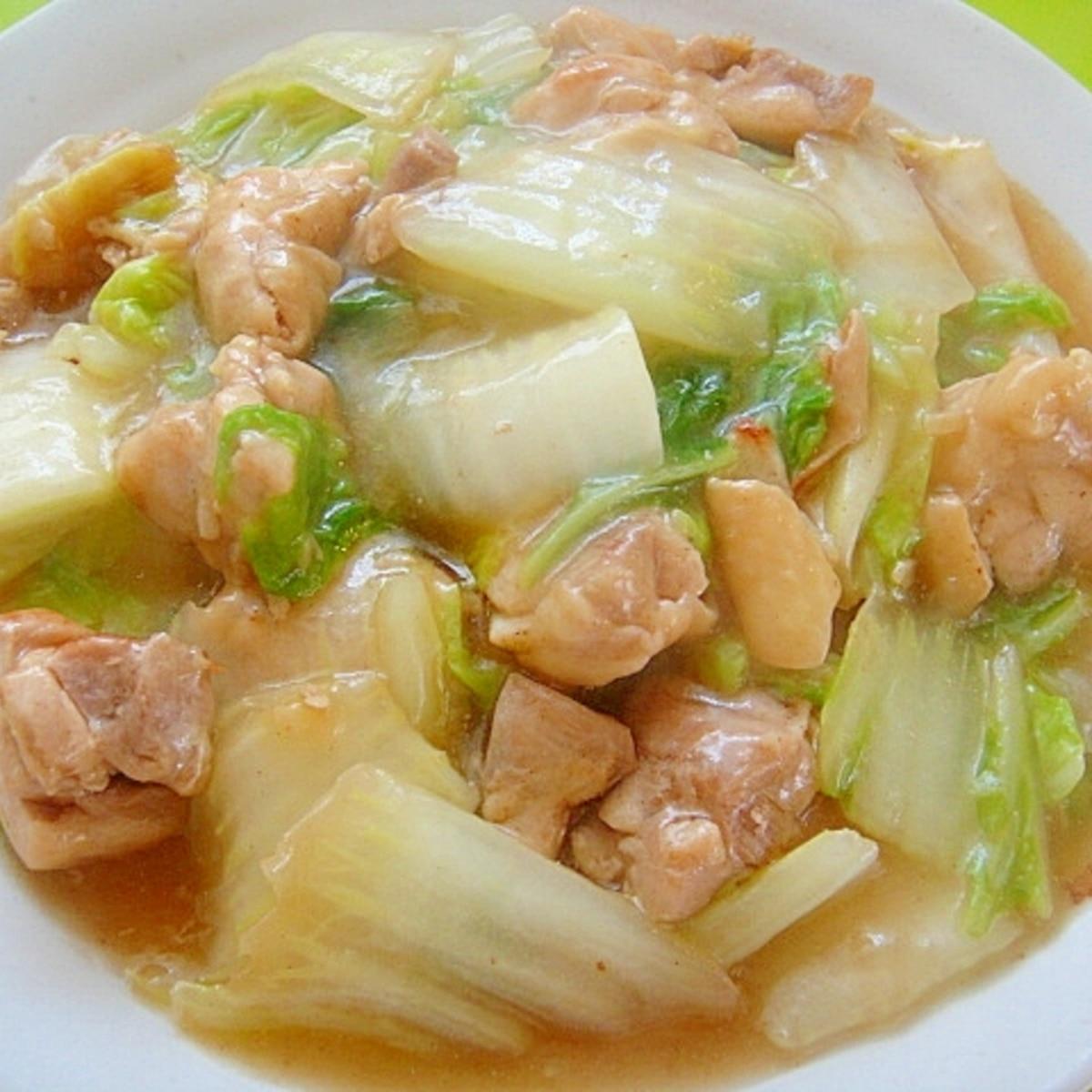 鳥 もも肉 白菜 鶏肉と白菜の人気レシピランキング|楽天レシピ