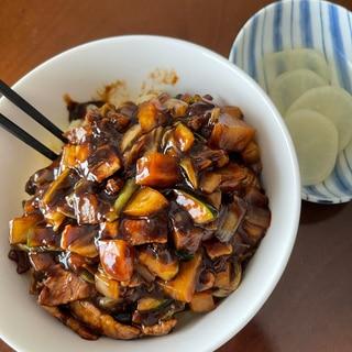 チャパゲティで韓国ジャージャー麺❤