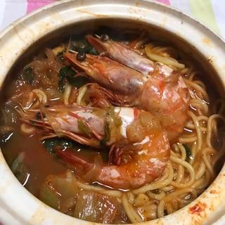 激辛!韓国チャンポン