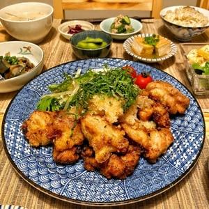 鶏のおろし竜田