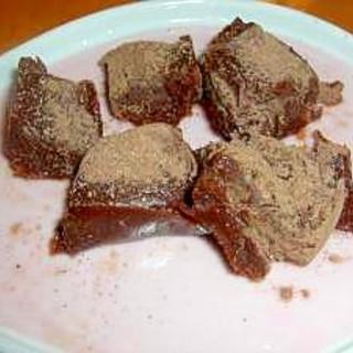 濃厚☆チョコ味生キャラメル