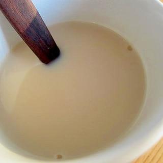 牛乳蜂蜜チャイ