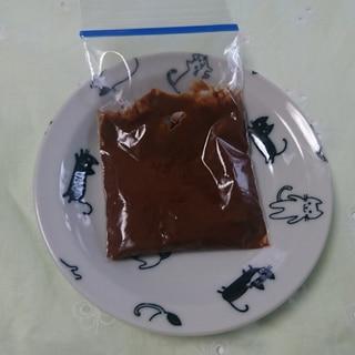 ハロウィン凸デコレートに手作りチョコペン