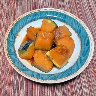 かぼちゃの甘辛煮