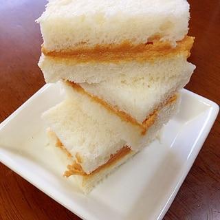 きなこサンドイッチ