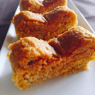 アメリカのマミーが作る☆キャロットケーキ
