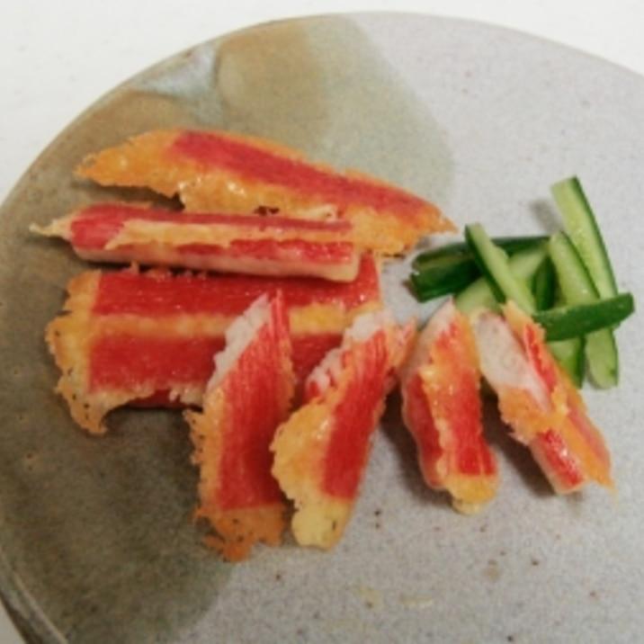 お 弁当 カニカマ