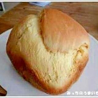 食パンだってリッチに!!ブリオッシュ風