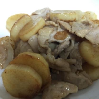 長芋が手に入ったので作ってみましたー!簡単で美味しかったです。また長芋があれば作りたいです。