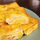 たまごとポテトとチーズ オーブン焼き