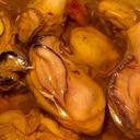 本格☆牡蠣のアヒージョ